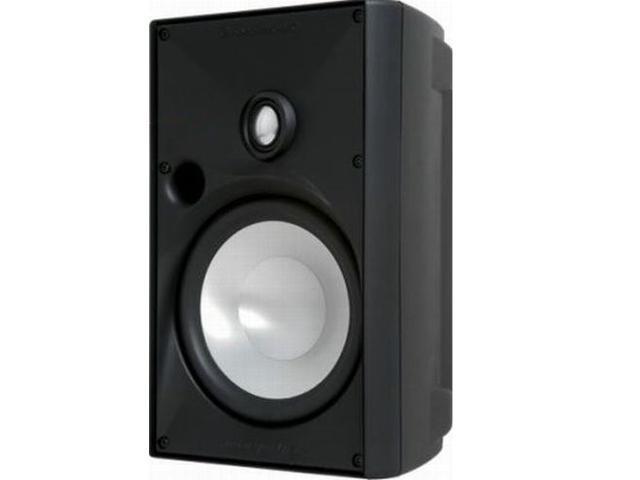SpeakerCraft OE6-Three Outdoor Speaker - Each (Black)