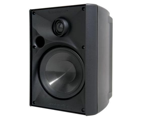 SpeakerCraft OE5 One Outdoor Elements 2-Way Outdoor Speaker - Each (Black)