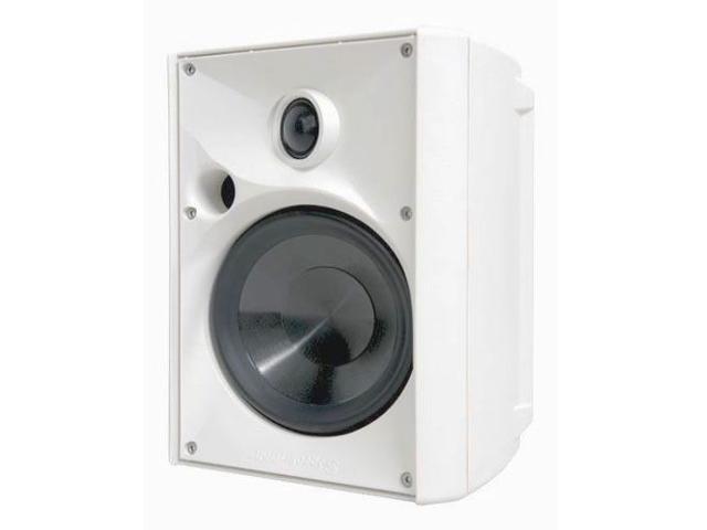 SpeakerCraft OE5 One Outdoor Elements 2-Way Outdoor Speaker - Each (White)