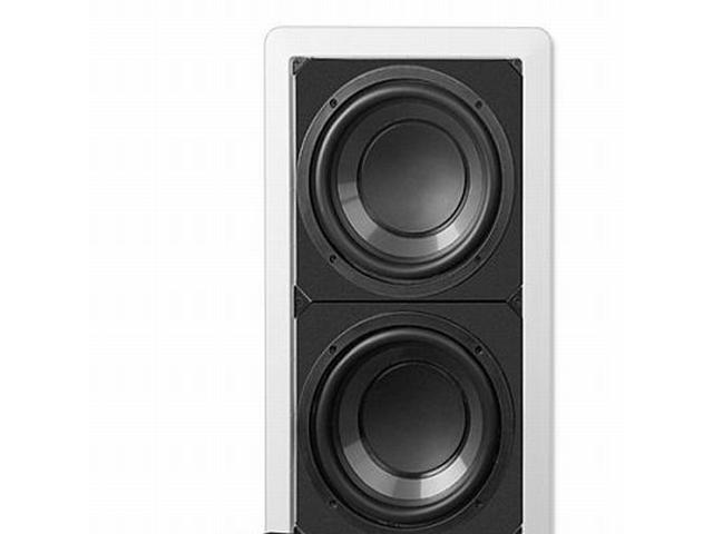 Atlantic Technology IWTS-8eSUB In-Wall Subwoofer