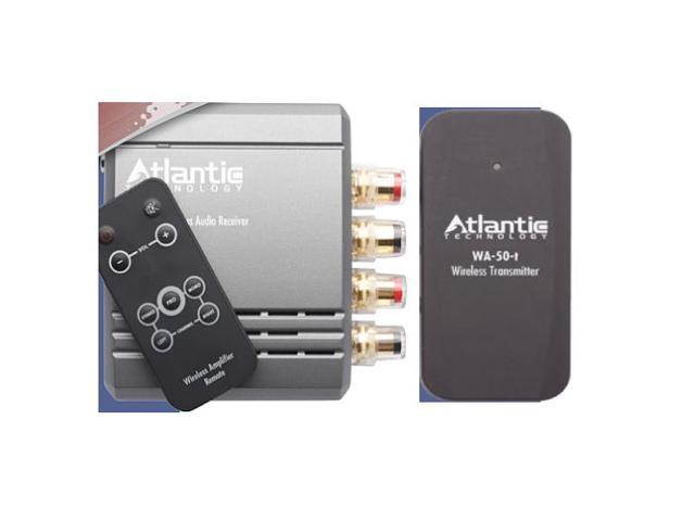 Atlantic Technology WA-5030-SYS Wireless Amplifier System