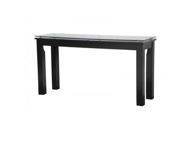 Plateau SL-THS Matching Table with Clear Glass