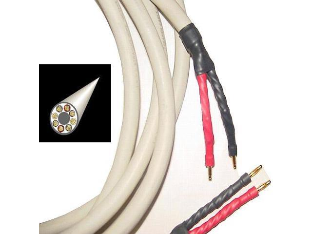 Straightwire Octave II Speaker Cables 8 Ft. Pair
