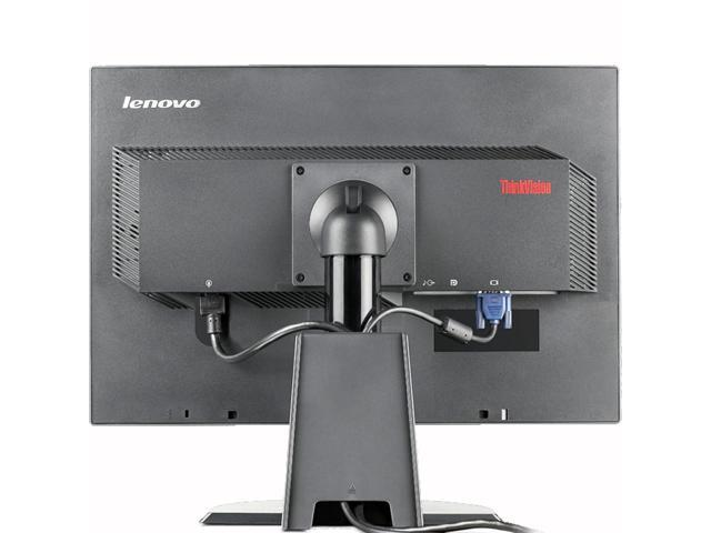 "Lenovo ThinkVision L2251p 22"" WideScreen LCD Flat Panel Computer Monitor Display"