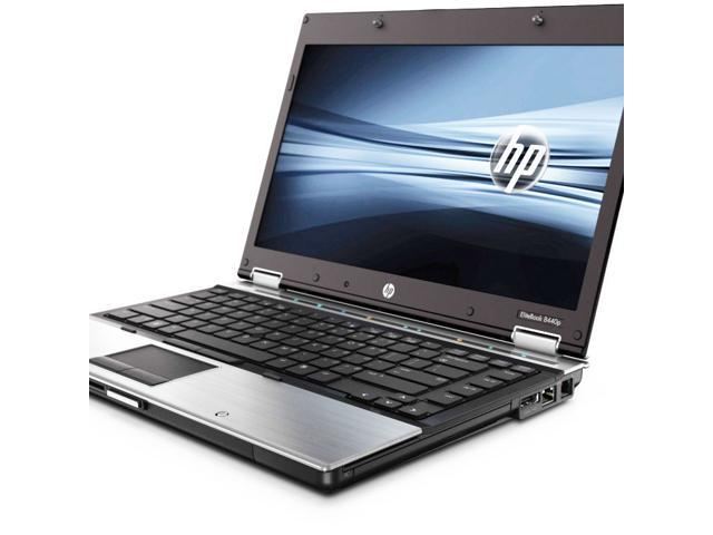 HP EliteBook 8440p Intel i5 2400 MHz 250Gig HDD 8192mb DVD-RW 14 WideScreen LCD Windows 7 Professional 64 Bit Laptop Notebook