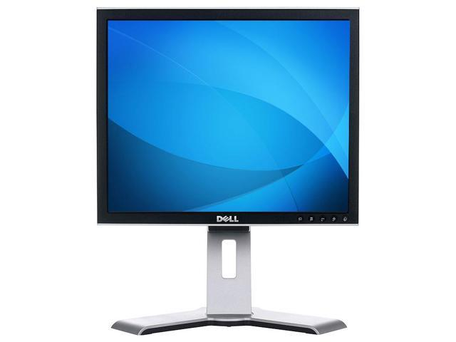 "Dell Ultrasharp 1907FP 19"" LCD Flat Panel Computer Monitor Display"