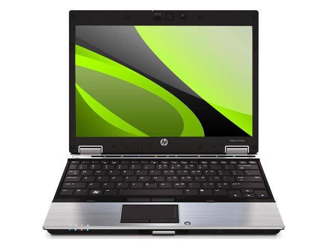 HP EliteBook 2540p Intel i7 2000 MHz 160Gig HDD 2048mb DVD/CDRW 12 WideScreen LCD Windows 7 Professional 32 Bit Laptop Notebook