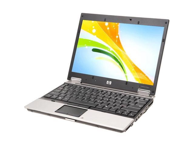 HP EliteBook 2530p INTEL Core 2 Duo 1400 MHz 120Gig HDD 2048mb DVD ROM 12 WideScreen LCD Windows 7 Home Premium 32 Bit Laptop Notebook