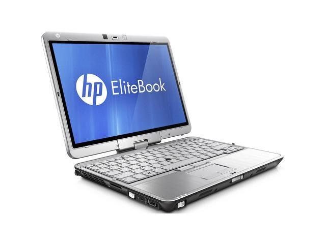 """HP EliteBook 2760p Core i5 2500MHz 250GB HDD 4GB 12.0"""" Touch/Digitizer WideScreen LCD Windows 7 Professional 32 Bit Laptop Tablet PC"""