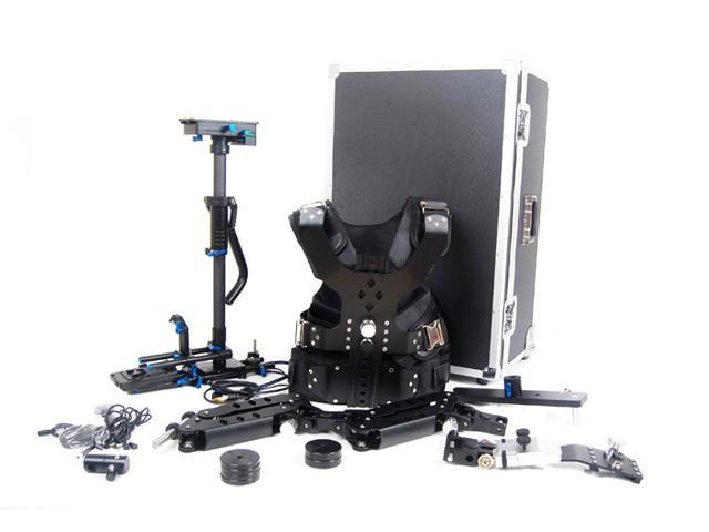 CAME 2.5-15kg Load Pro Camera Steadicam Video Carbon Stabilizer