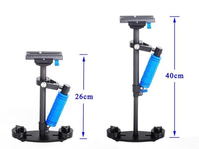 Carbon Fiber Pole Steadicam Iphone Gopro Mini Handheld Stabilizer Steadycam DSLR