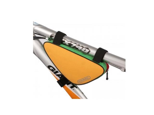 ROSWHEEL Bike Bicycle Triangle Bag Saddle Cycling Frame Seat Pack