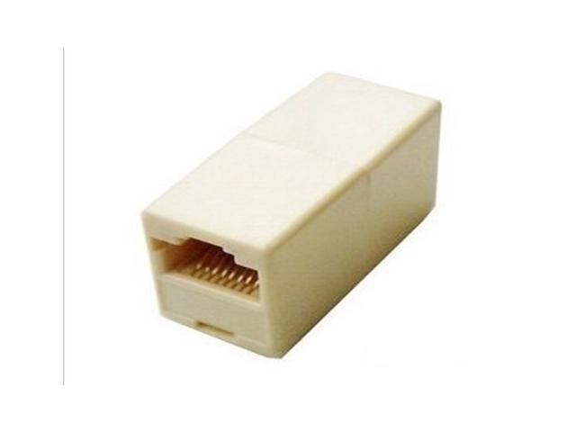 RJ45 Ethernet Network Lan Cable Extender Coupler Connector Adapter Plug
