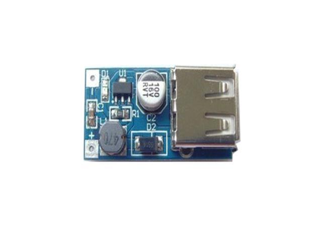 PFM DC-DC USB 0.9V-5V to 5V DC Mobile Power Boost Step-up Power Supply Module USB Booster circuit board