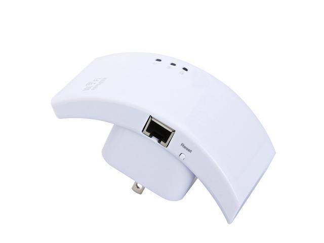 Wireless Signal Repeater and WiFi Access Point for Extending Home Network Range