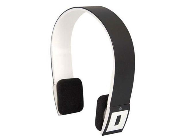 Bluetooth Stereo Headset with Microphone - Supports Smartphone and Tablet