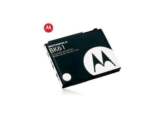 Original Motorola VU204 Lithium-Ion Battery (900 mAh, BK61/SNN5756A)
