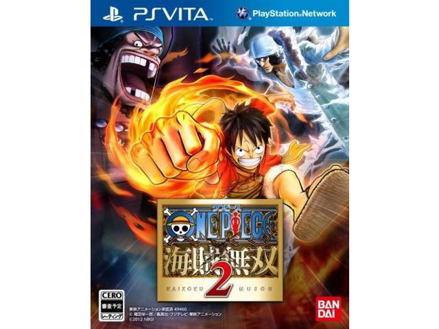 One Piece Pirate warriors 2 (Kaizoku Musou 2) [Japan Import] PS Vita