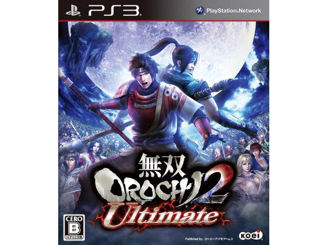 Musou OROCHI 2 Ultimate PS3 (Japan Import) Playstation 3