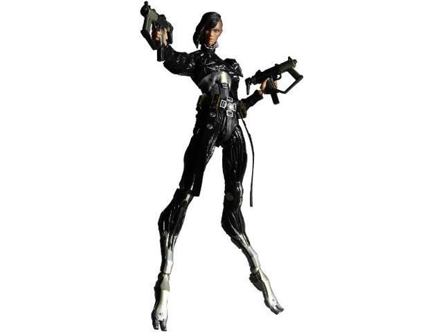Deus EX: Human Revolution Play Arts Kai Elena Fedorova Action Figure