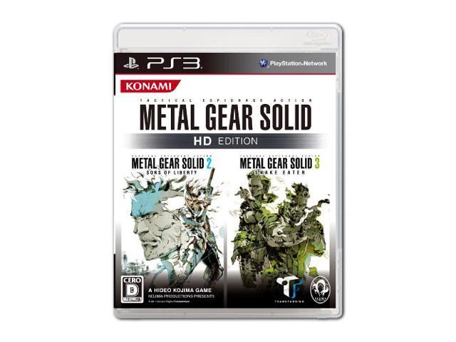 Metal Gear Solid HD Edition [Japan Import]