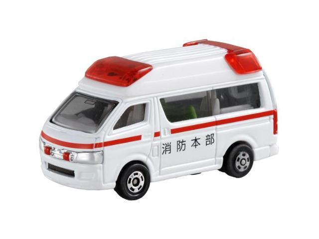 40th Anniversary lever Biology Tomica Toyota Himedic ambulance Tomica (japan import)
