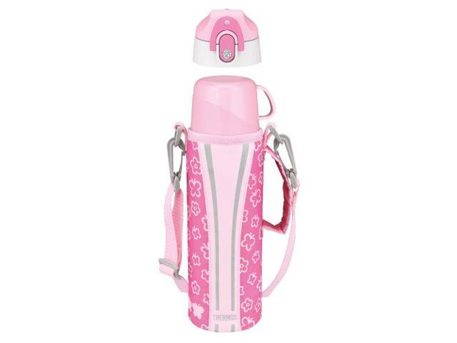 THERMOS Sports FFR-800WF-P Pink | Hot & Cold Stainless Thermos 0.8 liter (27 oz.) (Japanese Import)