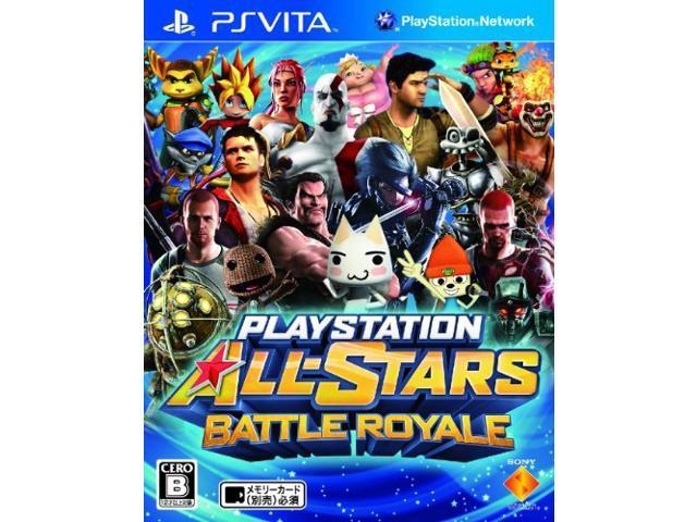 PlayStation All-Stars Battle Royale [Japan Import]