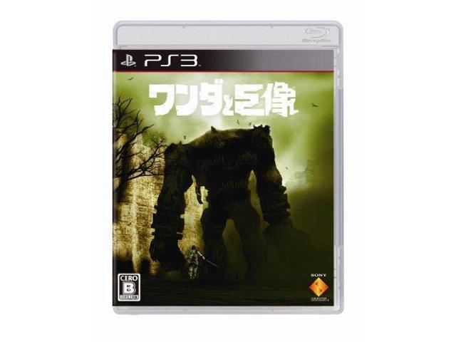 Wanda to Kyozou / Shadow of the Colossus [Japan Import]