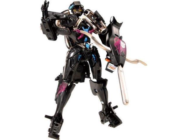 Transformers: MA-20 Black Arcee Japanese Ver. Action Figure