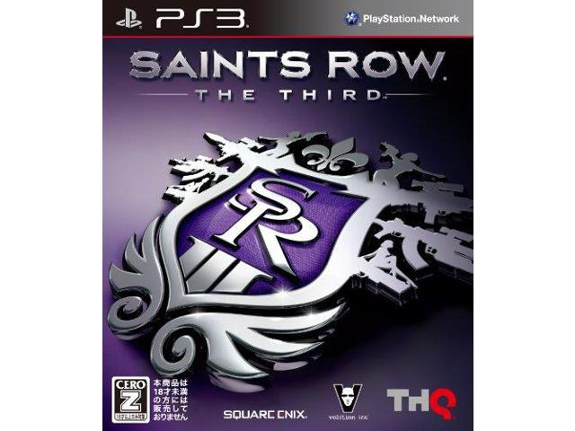 Saints Row: The Third [New Price Version] for PS3 (Japanese Import)