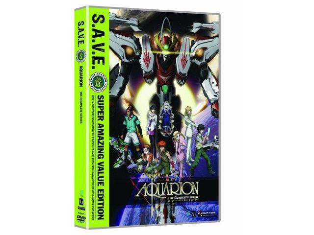Aquarion: Complete Series Box Set S.A.V.E.