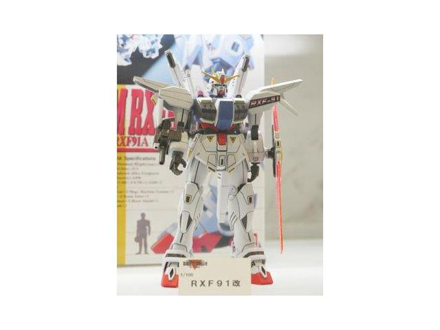 Gundam RXF91A Scale 1/100 Model Kit
