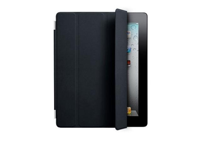 Ultra Slim Leather Case Smart Cover For New Apple iPad mini Black