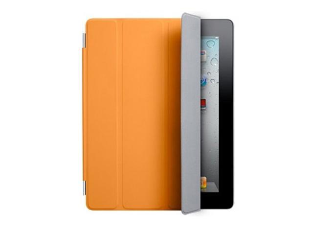 Ultra Slim Leather Case Smart Cover For New Apple iPad mini Orange