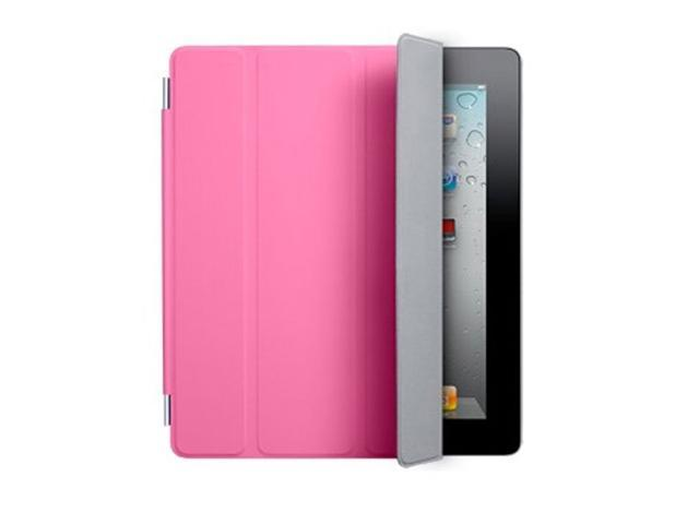 Ultra Slim Leather Case Smart Cover For New Apple iPad mini Pink
