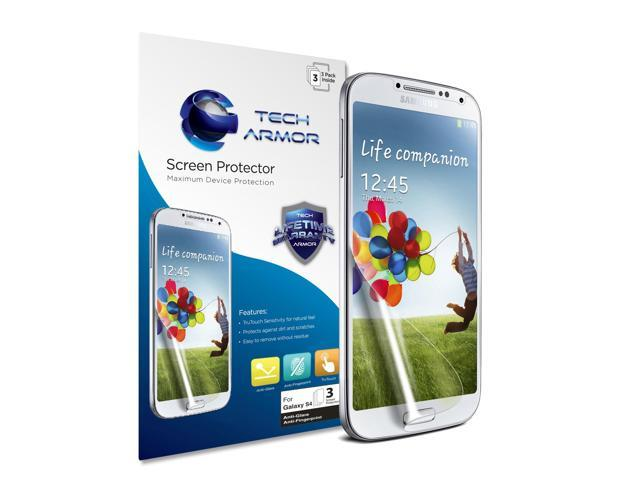 Tech Armor  Premium Anti-Glare & Anti-Fingerprint Matte Finish Screen Protectors with Lifetime Warranty For Samsung Galaxy ...