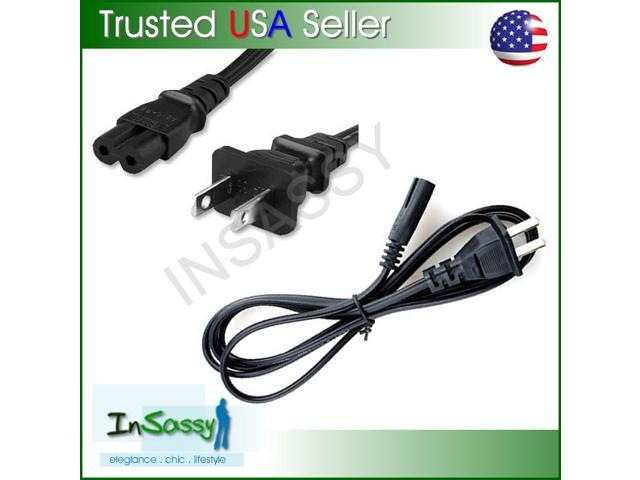 AC Power Adapter Cord for PS3 Slim