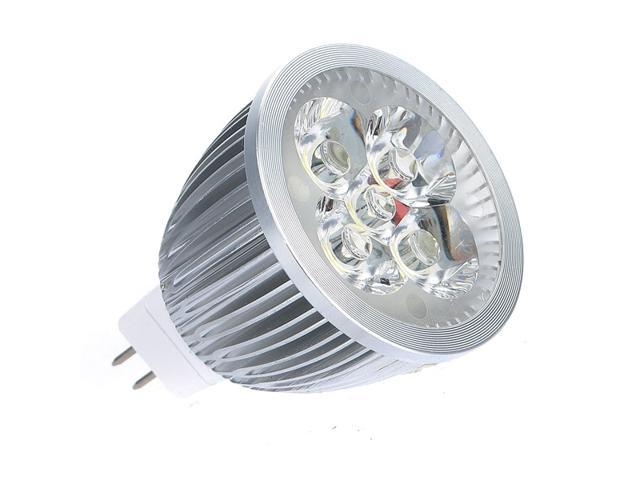 MR16 5W LED 450LM Cool White Energy Saving Spotlight Down Light Lamp Bulb 12V