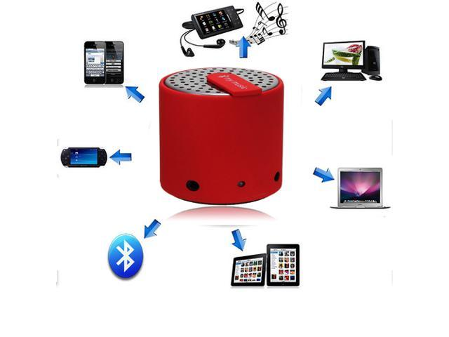 Portable Mini Wireless Bluetooth Speakers For IPhone 4S 5