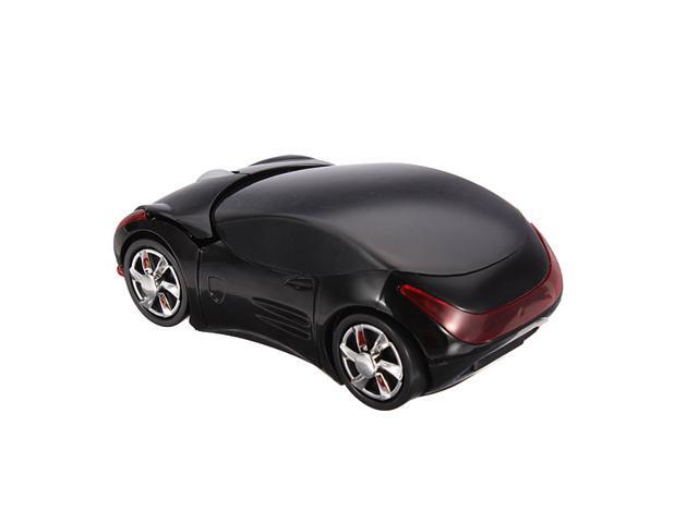 USB 2.4G 1600dpi 3D Optical Car Wireless Mouse game gaming mouse Mice PC laptop computer