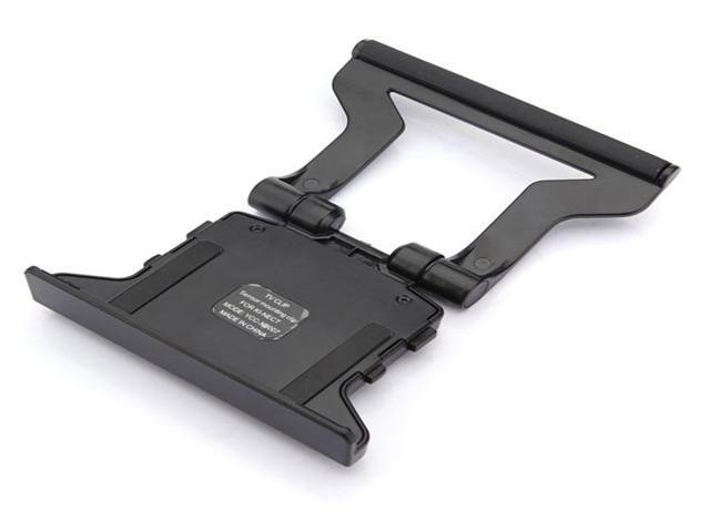 TV Clip Clamp Mount Mounting Stand Holder for Microsoft Xbox 360 Kinect Sensor