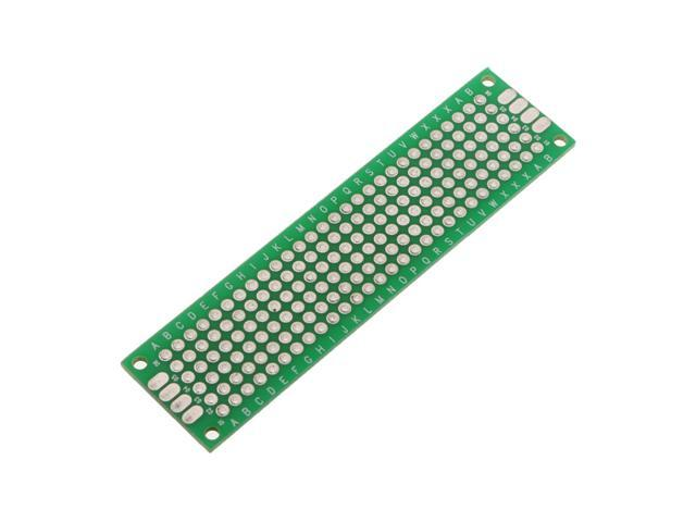 Double-Side Prototype PCB FR-4 Stripboard Universal Printed Circuit Board USA Seller