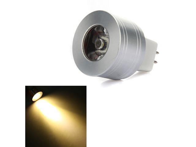 G4 MR11 1W LED Warm White Energy Saving High Power Spotlight Light Lamp Bulb 12V