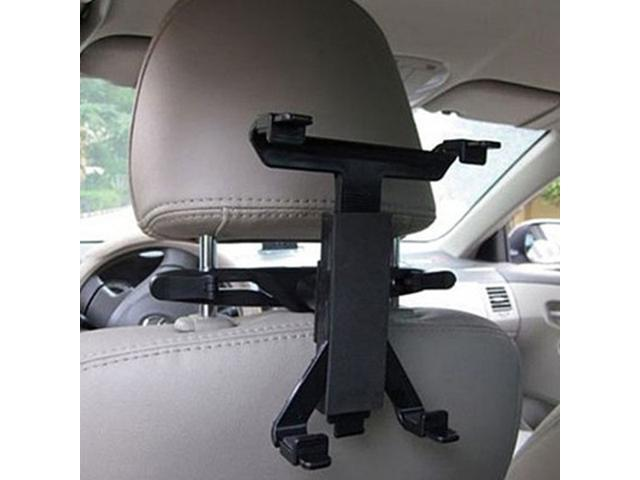 360° Rotating Car Back Seat Headrest Car  Mount Holder Kit Stand For iPad Tablet PC GPS
