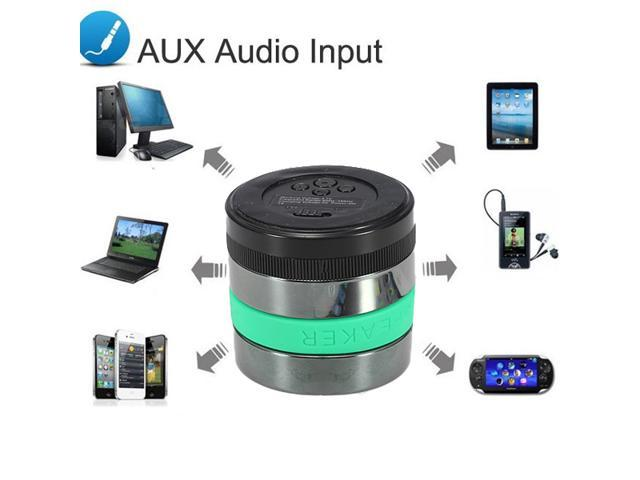 portable mini USB Bluetooth Speaker V2.1 DC 5V SD TF Speakers For Samrtphone Device A2DP AVRCP headset handsfree profile IPHONE 4s 5s 5 5c IPAD ...