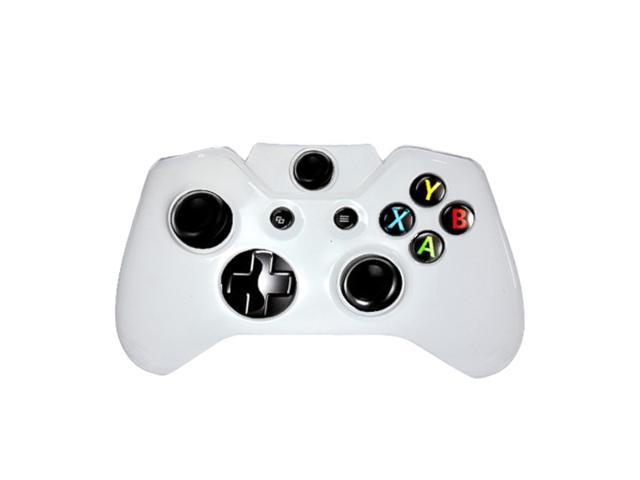 Plastic Crystal Hard Case Shell Cover Protector for Microsoft Xbox One Controller Clear
