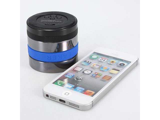Bass Mini Portable Bluetooth Handsfree Wireless Speaker For iphone Samsung Yello