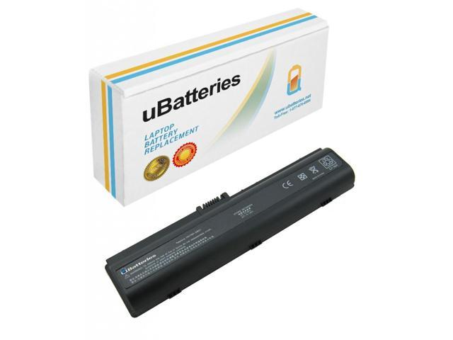 UBatteries Laptop Battery HP Compaq 411462-361 - 6 Cell, 4400mAh