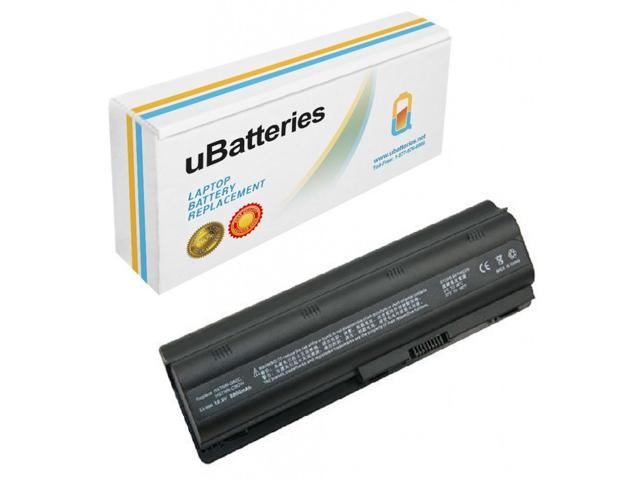 UBatteries Laptop Battery HP Pavilion dv6-3107AX  - 12 Cell, 96Whr